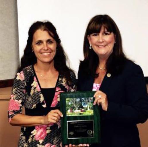 2015 Boca Raton Best Residential Landscaping Award
