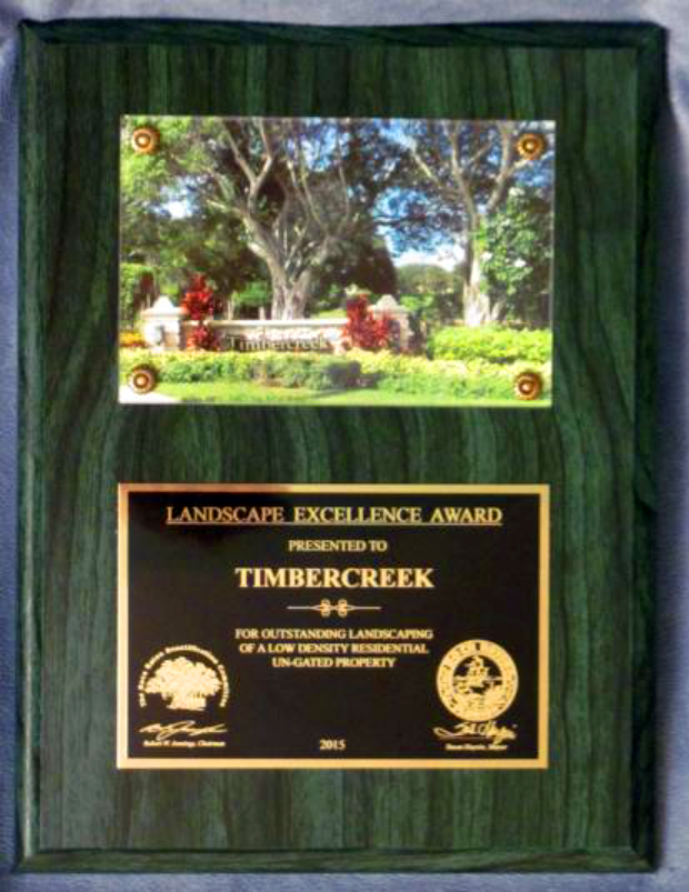 Landscape awards for keeping Boca beautiful